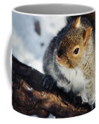 North Pond Squirrel Coffee Mug