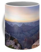 North Rim Sunrise 2 - Grand Canyon National Park - Arizona Coffee Mug