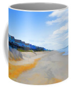 North Sea Beach 3 Coffee Mug