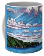 North Shore Stratocumulus Streets Coffee Mug