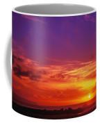 North Shore Sunset Coffee Mug