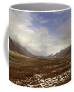 North Slope Dalton Highway Arctic Alaska Coffee Mug