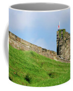 North Tower- Tutbury Castle Coffee Mug