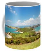 North Tower Viewpoint Rotoroa New Zealand Coffee Mug