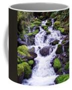 North Umpqua Wild And Scenic River Coffee Mug