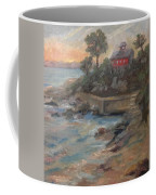 Northeast Sunset Coffee Mug