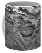 Northern Arizona Desert Swirls Coffee Mug