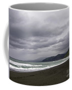 Northern California Beach Coffee Mug