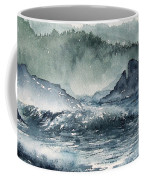 Northern California Coast Coffee Mug