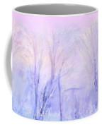 Northern California Pastel Sunset Coffee Mug