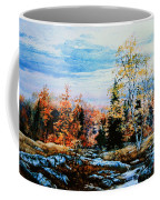 Northern Gold Coffee Mug