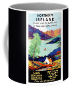 Northern Ireland, Scenery, Tours And Excursions Coffee Mug