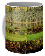 Northern Lake Coffee Mug