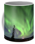 Northern Lights Coffee Mug