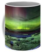 Northern Lights Pendells Creek -7824 Coffee Mug