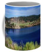 Northern New Mexico Lake Coffee Mug