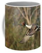 Northern Pintail Tree Coffee Mug