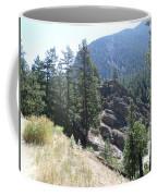 Northern Rockies Missoula  Montana  Coffee Mug