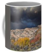Northern Uintas Autumn Coffee Mug