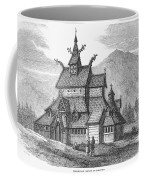 Norway: Borgund Church Coffee Mug