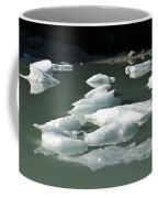 Norway, Iceberg Floating On Water Coffee Mug