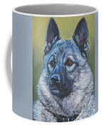 Norwegian Elkhound Coffee Mug