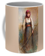 Norwegian Girl Coffee Mug