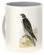 Norwegian Jer Falcon Coffee Mug