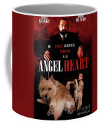 Norwich Terrier Art Canvas Print - Angel Heart Movie Poster Coffee Mug