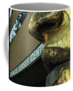 Nose And Lips Coffee Mug