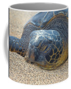 Nose In The Sand Coffee Mug
