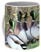 Who Is Taller? Coffee Mug
