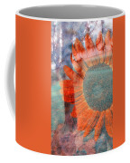 Not Another Sunflower Coffee Mug by Myrna Migala
