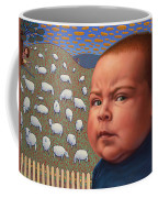 Not Crying Wolf Coffee Mug