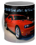 Not Just Another Challenger Coffee Mug