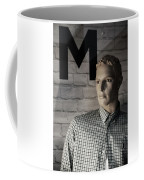 Not My M Coffee Mug