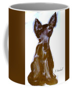 Not Picasso's Cat Coffee Mug