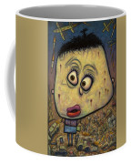Not Playing War Coffee Mug by James W Johnson