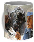 Nothing Is Ever Forgotten Coffee Mug by J W Baker