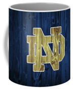 Notre Dame Barn Door Coffee Mug