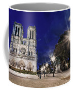 Notre Dame Cathedral Paris 2 Coffee Mug