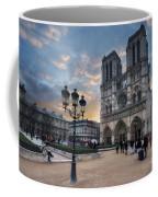 Notre Dame Cathedral Paris 2.0 Coffee Mug