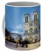 Notre Dame Cathedral Paris 3 Coffee Mug