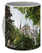 Notre Dame Cathedral - Paris, France Coffee Mug