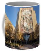 Notre Dame Library 2 Coffee Mug