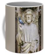 Notre Dame Saint Coffee Mug