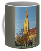 Notre Dame University Basilica Of The Sacred Heart Coffee Mug