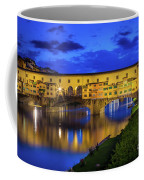 Notte A Ponte Vecchio Coffee Mug