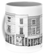 Notting Hill London City Scene Coffee Mug