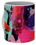 Nova Abstract Coffee Mug